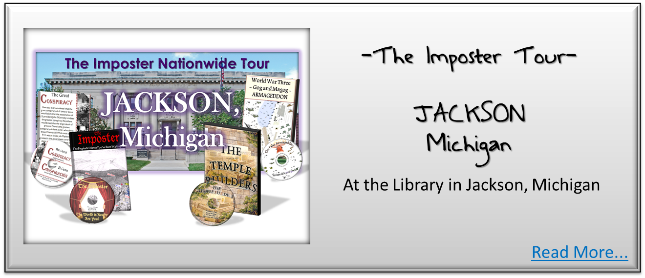 Jackson Micigan - The Imposter Tour