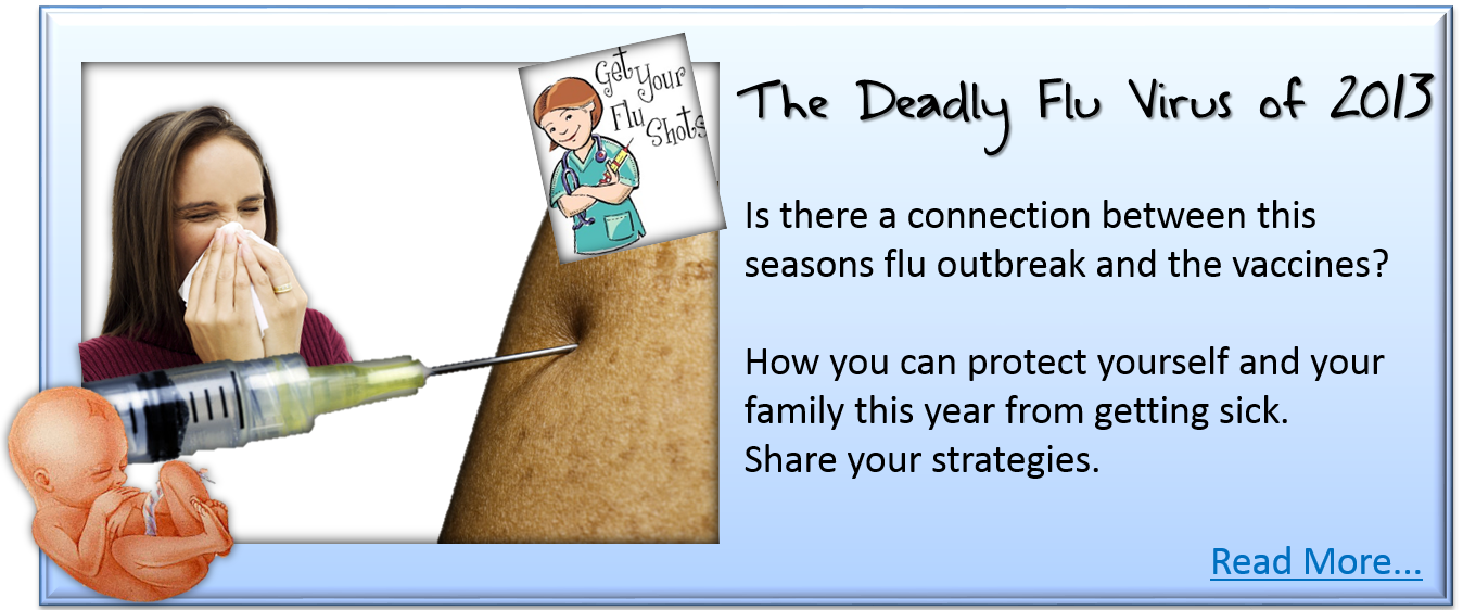 The Deadly Flu Sweeps Across the Nation!