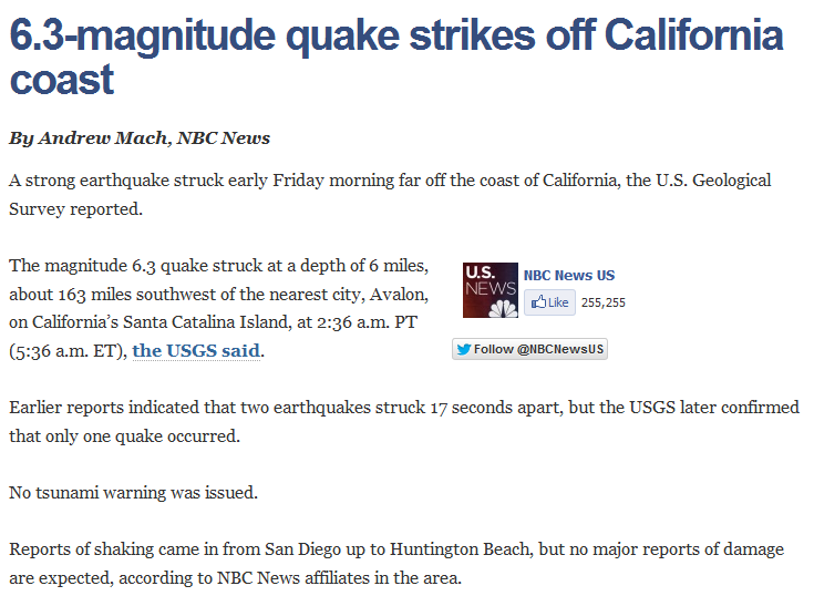 http://usnews.nbcnews.com/_news/2012/12/14/15903859-63-magnitude-quake-strikes-off-california-coast?lite
