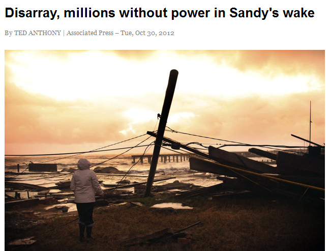 http://news.yahoo.com/disarray-millions-without-power-sandys-wake-215942473.html