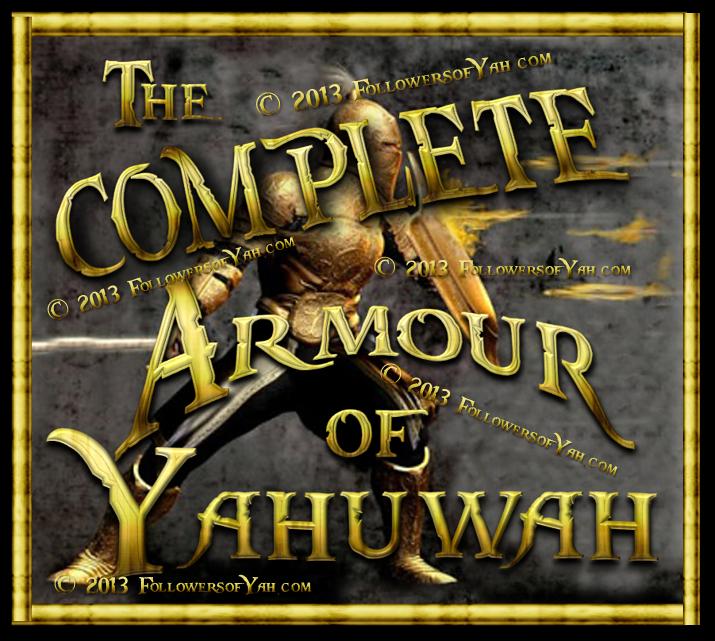 armourofYAHUWAH