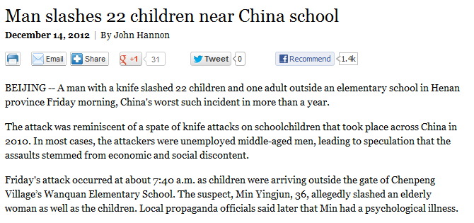 http://articles.latimes.com/2012/dec/14/news/la-man-slashes-22-children-near-china-school-20121214