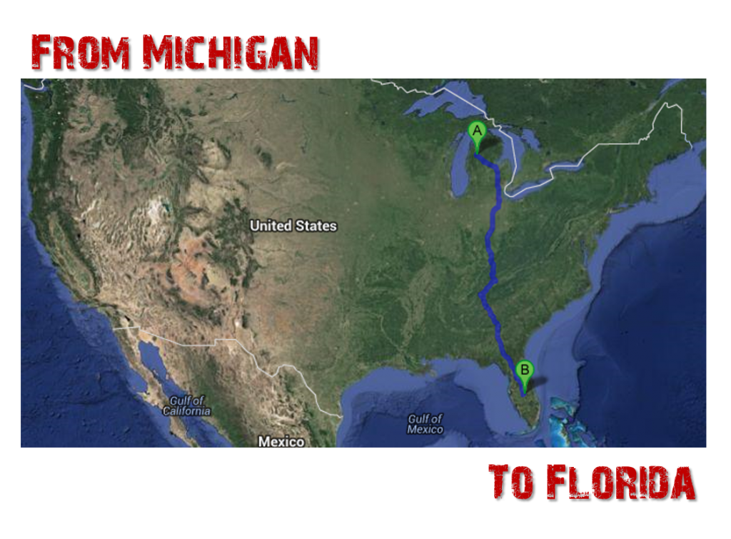 The Imposter Tour: From Michigan to Florida | Followers of YAH ...